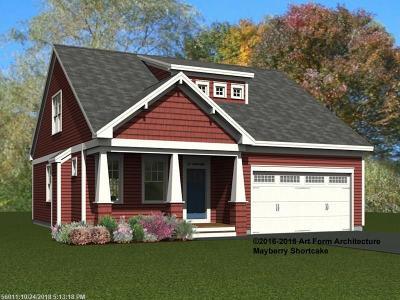Portland Single Family Home For Sale: 26 Black Sparrow Dr