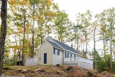 South Berwick Single Family Home For Sale: 354 Emerys Bridge Rd