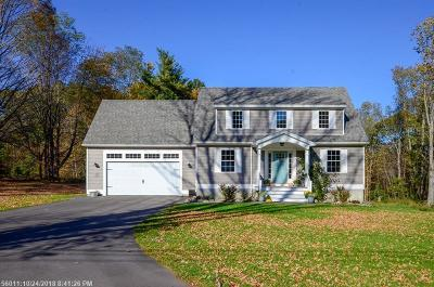 South Berwick Single Family Home For Sale: 22 Old South Road