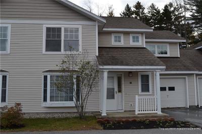 Brunswick Condo For Sale: 24 Beaver Pond Road #24