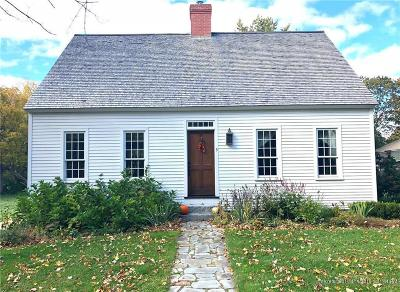 Kennebunk Single Family Home For Sale: 3 Park Street