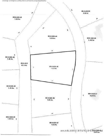 Hampden Residential Lots & Land For Sale: Lot 45 Dunton Cir