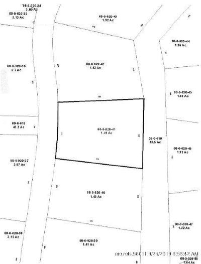 Hampden Residential Lots & Land For Sale: Lot 41 Dunton Cir