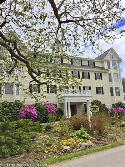 Kennebunkport Condo For Sale: 8 Arlington Street #H1