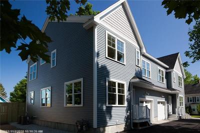 Kittery Multi Family Home For Sale: 12 Central Ave