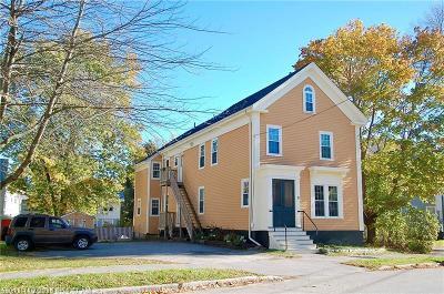 Portland Multi Family Home For Sale: 9 Presumpscot St
