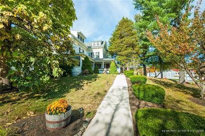 Ogunquit Single Family Home For Sale: 433 Main St