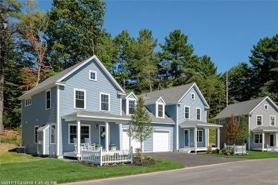 Kennebunk Condo For Sale: 35 Webhannet Place #27