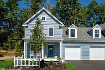 Kennebunk Condo For Sale: 32 Webhannet Place #21