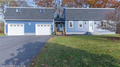 South Portland ME Single Family Home For Sale: $385,000