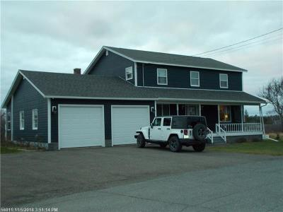 Fort Fairfield Single Family Home For Sale: 38 Harding Ave