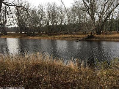 Mattawamkeag Residential Lots & Land For Sale: Map U14 Lot 6 Medway Rd