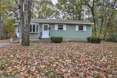 Windham Single Family Home For Sale: 120 Varney Mill Road