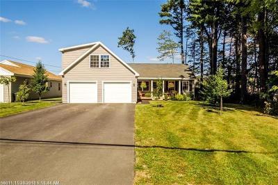 South Portland ME Single Family Home For Sale: $379,000