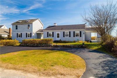 Wells Single Family Home For Sale: 245 Island Beach Rd