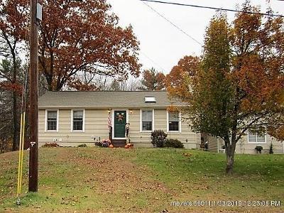 Kittery Single Family Home For Sale: 11 Dana Ave
