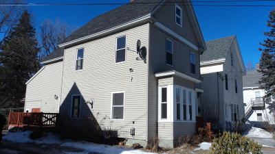 Single Family Home For Sale: 93 Holyoke Street