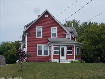 Presque Isle Single Family Home For Sale: 29 Parsons St