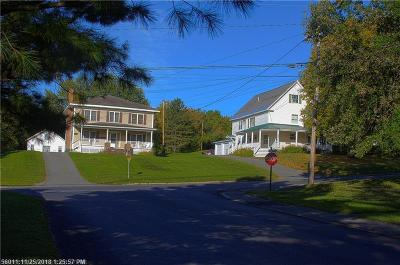 Caribou Multi Family Home For Sale: 728 Main Street