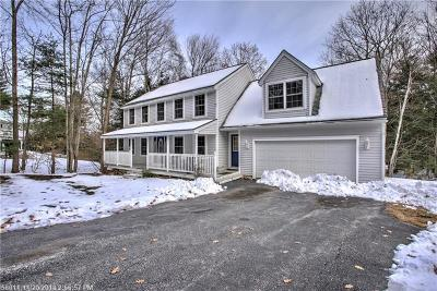Westbrook Single Family Home For Sale: 36 Chase Hill Drive
