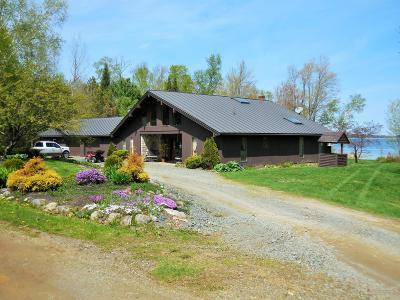 Single Family Home For Sale: 40 Noahs Landing Road