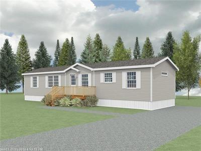 Single Family Home For Sale: Lot 3 Stony Ridge