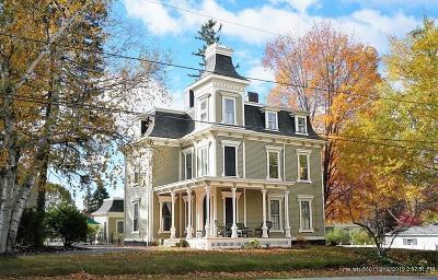 Portland Multi Family Home For Sale: 90 Capisic Street