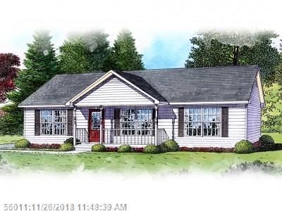 Single Family Home For Sale: Lot 2 Stony Ridge