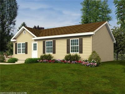 Single Family Home For Sale: Lot 11 Range Road