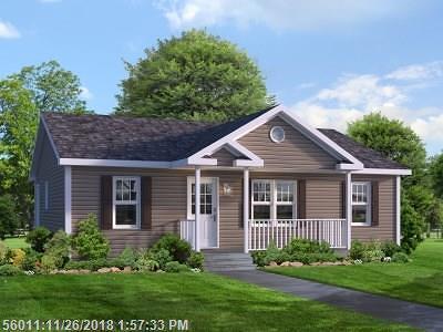 Single Family Home For Sale: Lot7 Stony Ridge