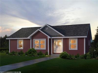 Single Family Home For Sale: Lot 1 Stony Ridge
