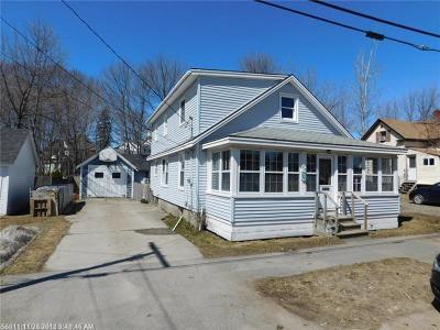 Bangor Single Family Home For Sale: 23 Vernon Street