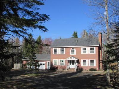 Smyrna Single Family Home For Sale: 900 Smyrna Center Road