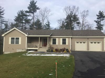 Wells Single Family Home For Sale: Lot 29 Grand Trail Drive