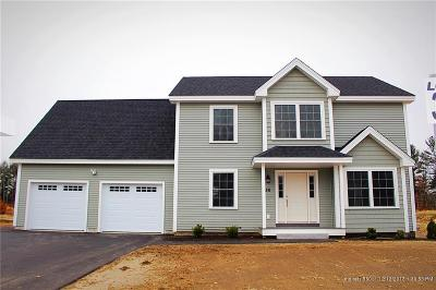 Wells Single Family Home For Sale: Lot 8 Grand Trail Drive