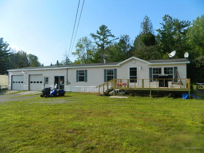 Single Family Home For Sale: 473 Darling Road