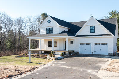 Kennebunk Single Family Home For Sale: 4 Sinclair Burke Lane