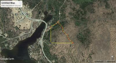 Mount Chase Residential Lots & Land For Sale: 1 Gardner Point Road Extension Road