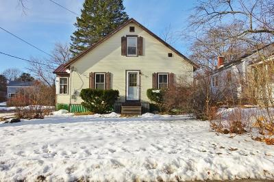 Single Family Home For Sale: 125 Jefferson Street