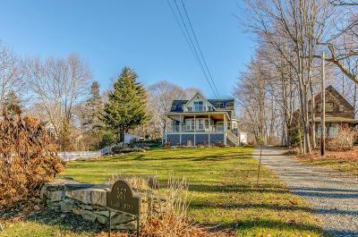 Portland Single Family Home For Sale: 367 Island Avenue