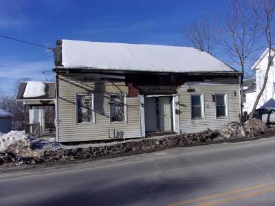 Single Family Home For Sale: 118 Church Street