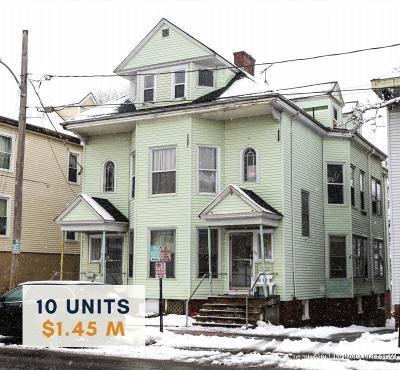 Portland Multi Family Home For Sale: 779 Congress Street