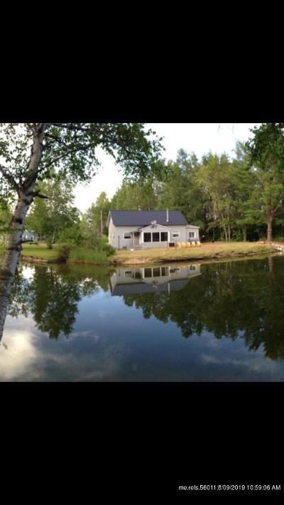 Single Family Home For Sale: 406 Stevens Road
