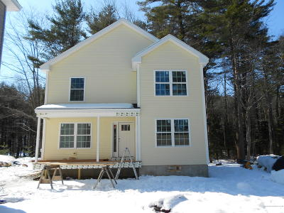 Old Orchard Beach Single Family Home For Sale: 3 Seaglass Terrace