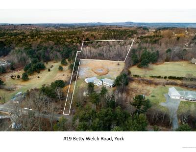 Residential Lots & Land For Sale: 19 Betty Welch Road