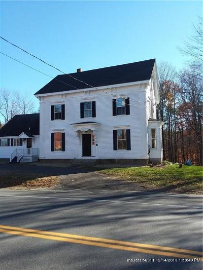 Limington Multi Family Home For Sale: 309 Sokokis Avenue