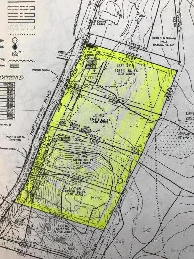 Residential Lots & Land For Sale: 2345 Maplecrest