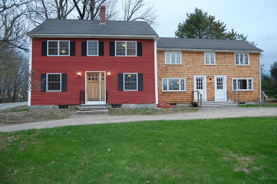 Windham Single Family Home For Sale: 469 River Road