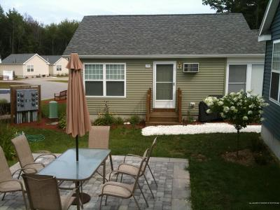 Wells Condo For Sale: 412 Post Road #246