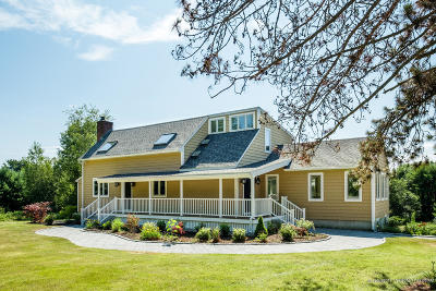 Kennebunk Single Family Home For Sale: 987 Alewive Road